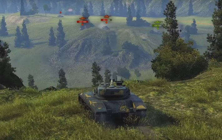 Музыка для world of tanks лампочка