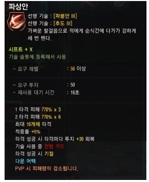 Black Desert Корея. Изменения от 25.01.18.