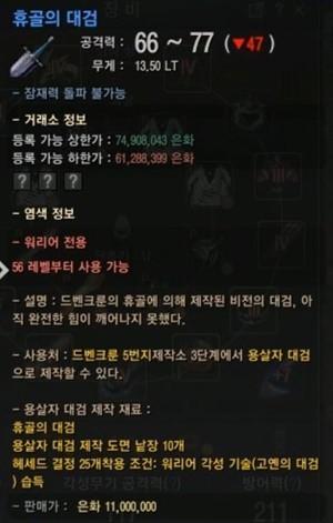 Black Desert Корея. Изменения в игре от 08.03.18.