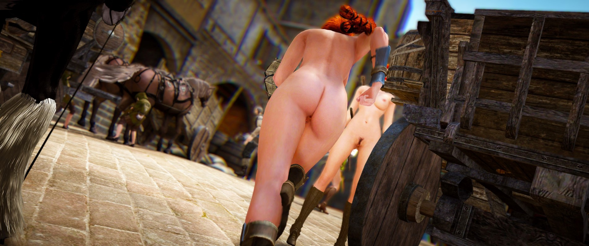 Nude mod game list nackt scene