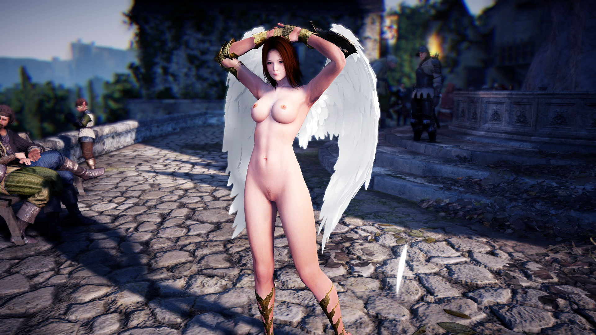 Blade and soul nude mod character creation Part 9